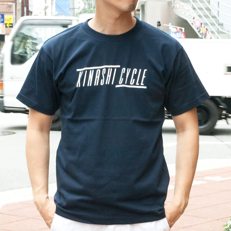 Tシャツ(KINASHI CYCLE 4)
