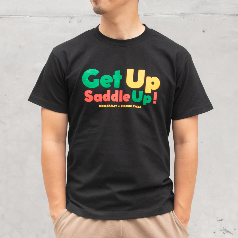 Tシャツ(Get Up Saddle Up!)