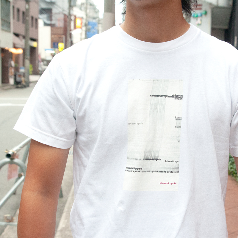 Tシャツ(kinashicycle)